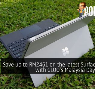 Save up to RM2461 on the latest Surface Pro 6 with GLOO®'s Malaysia Day Offers! 28