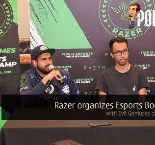 Razer organizes Esports Bootcamp with Evil Geniuses coach BuLba 16