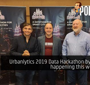 Urbanlytics 2019 Data Hackathon by Axiata happening this weekend 22