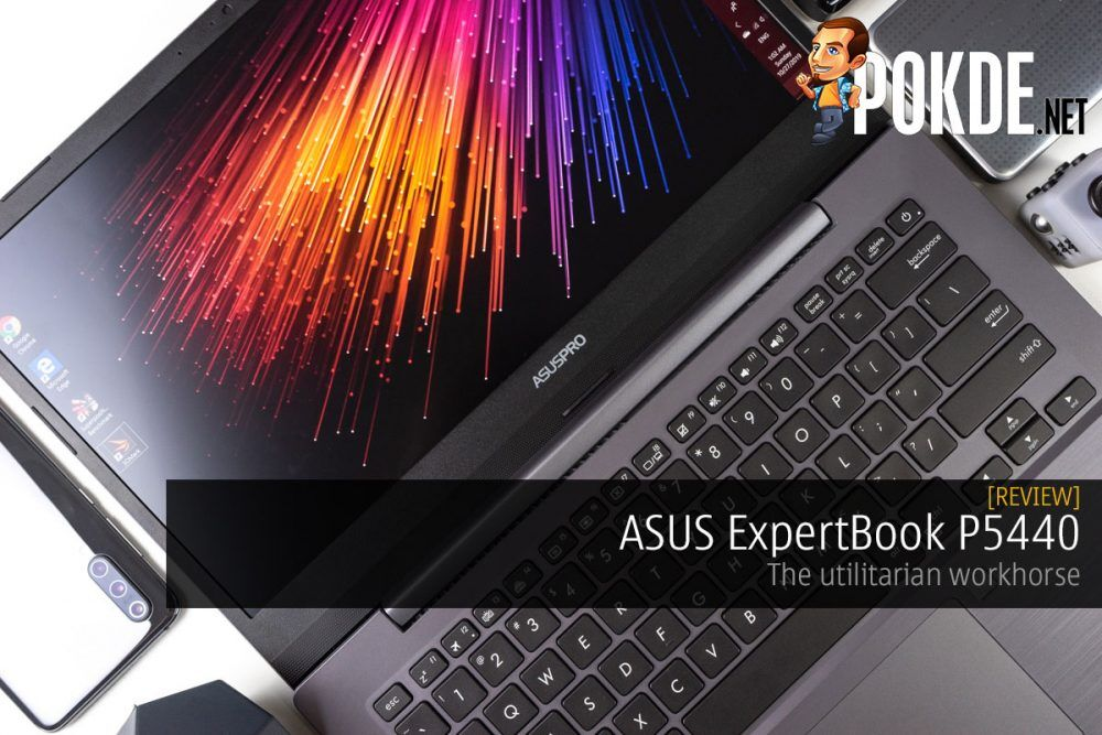 ASUS ExpertBook P5440 Review — the utilitarian workhorse 22
