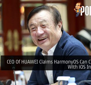 CEO Of HUAWEI Claims HarmonyOS Can Compete With iOS In 2 Years 28