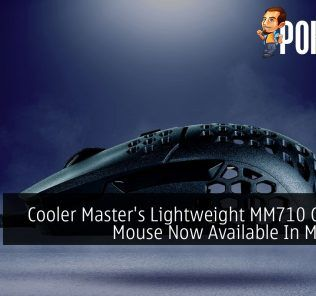 Cooler Master's Lightweight MM710 Gaming Mouse Now Available In Malaysia 34