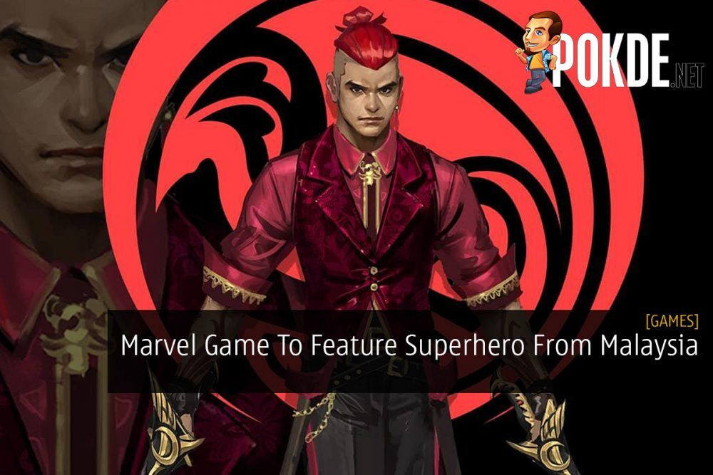 Marvel Game To Feature Superhero From Malaysia 19