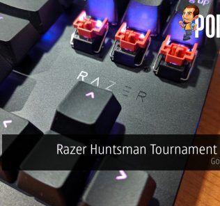 Razer Huntsman Tournament Edition Review — Gotta Go Fast! 41