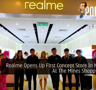 Realme Opens Up First Concept Store In Malaysia At The Mines Shopping Mall 23