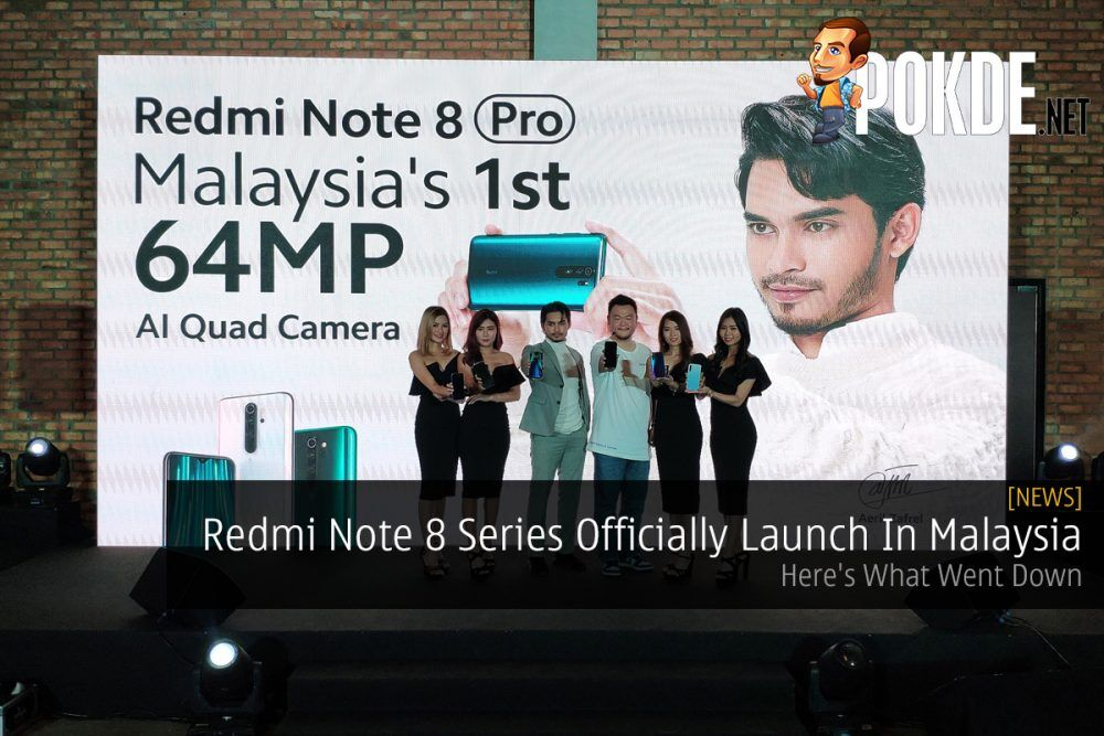 Redmi Note 8 Series Officially Launch In Malaysia  - Here's What Went Down 26