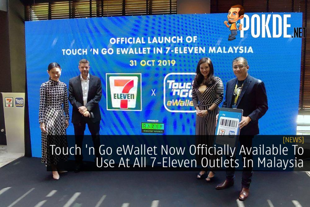 Touch 'n Go eWallet Now Officially Available To Use At All 7-Eleven Outlets In Malaysia 26