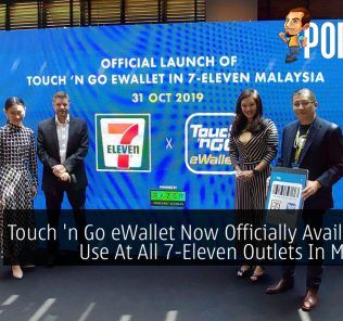 Touch 'n Go eWallet Now Officially Available To Use At All 7-Eleven Outlets In Malaysia 22