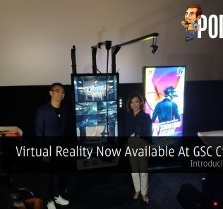 Virtual Reality Now Available At GSC Cinemas — Introducing VAR Box 31