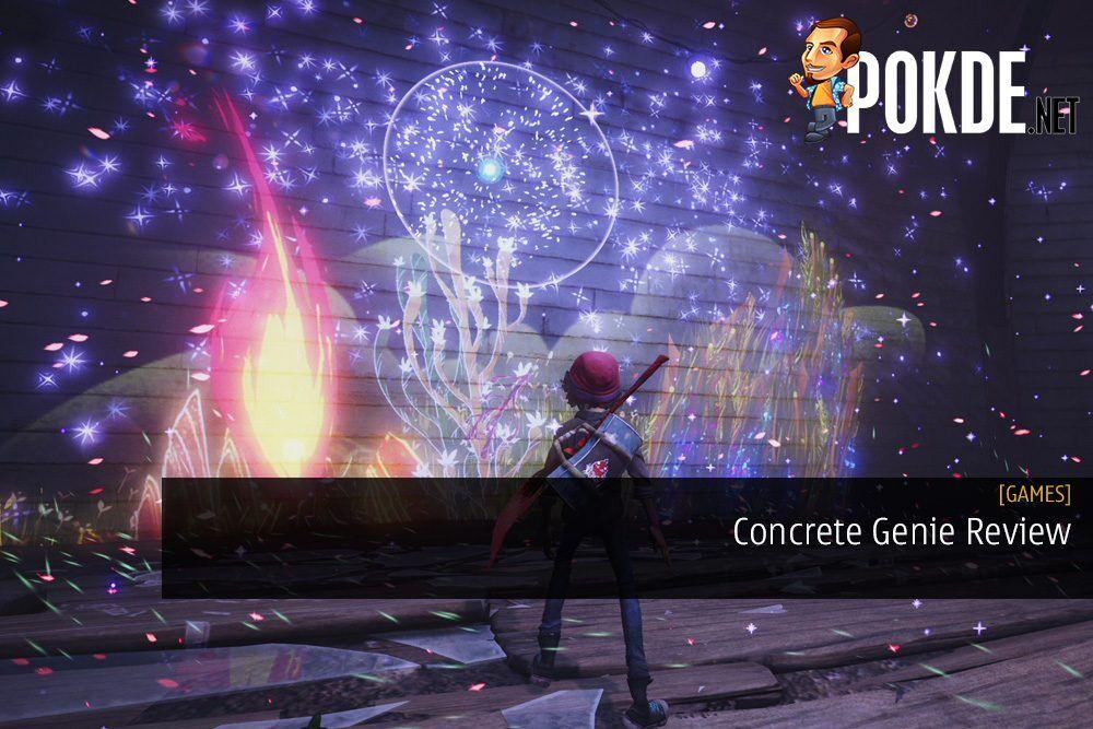 Concrete Genie Review