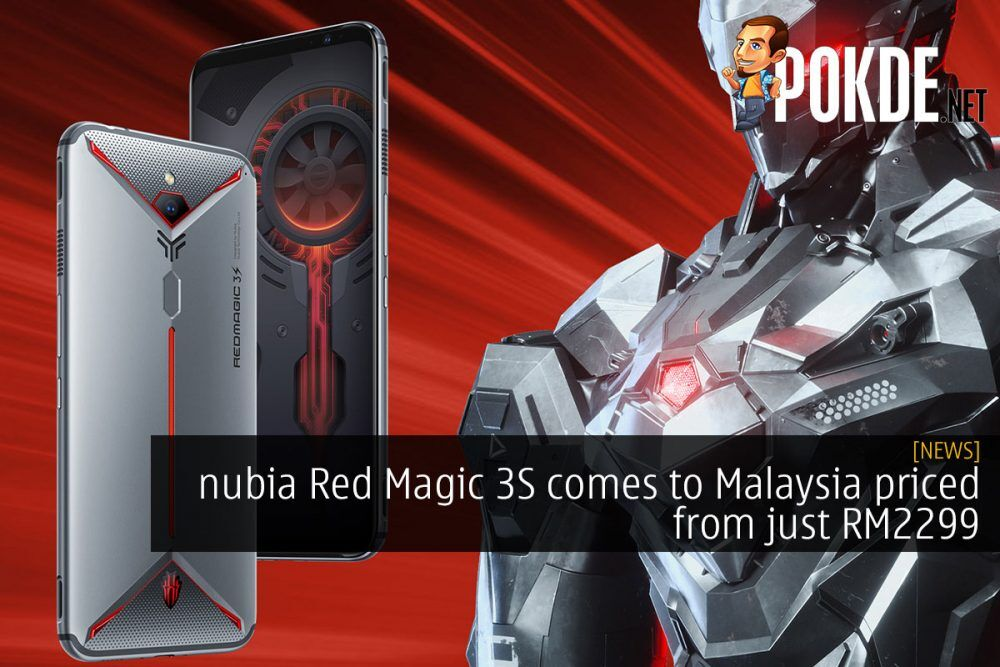 nubia Red Magic 3S comes to Malaysia priced from just RM2299 17