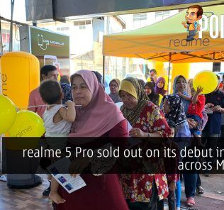 realme 5 Pro sold out on its debut in stores across Malaysia 28