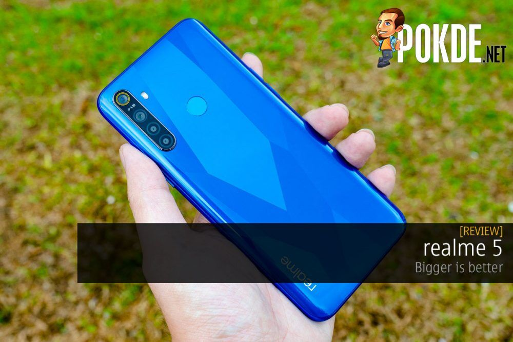 realme 5 Review — bigger is better 22