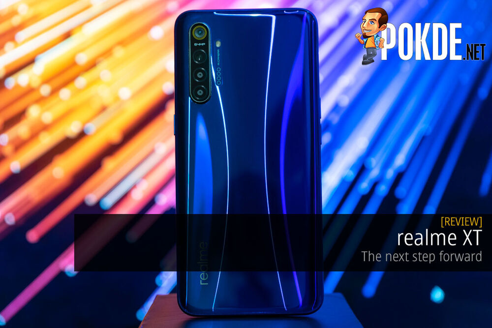realme XT Review — the next step forward 23