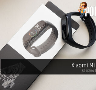 Xiaomi Mi Band 4 Review — keeping tabs on you 26