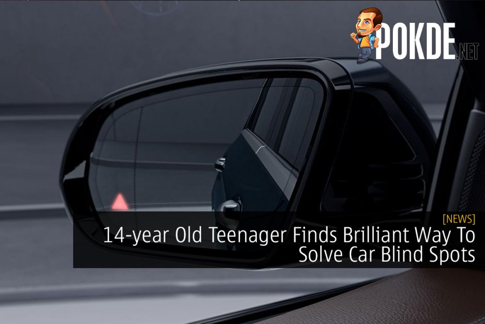 14-year Old Teenager Finds Brilliant Way To Solve Car Blind Spots 21