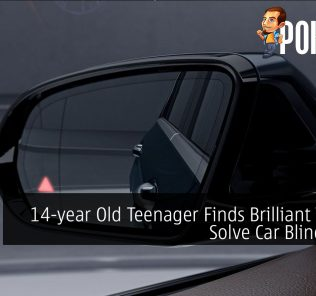 14-year Old Teenager Finds Brilliant Way To Solve Car Blind Spots 23