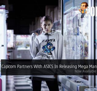 Capcom Partners With ASICS In Releasing Mega Man Apparels — Now Available In Malaysia 33
