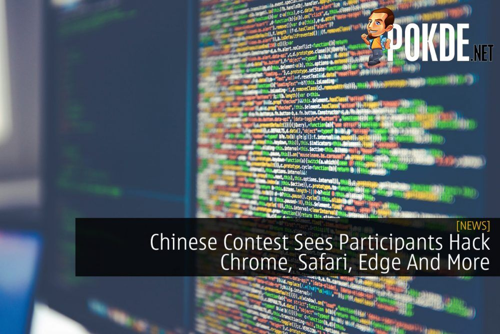 Chinese Contest Sees Participants Hack Chrome, Safari, Edge And More 26