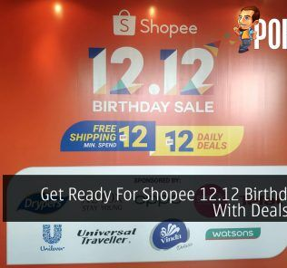Get Ready For Shopee 12.12 Birthday Sale With Deals For All 30