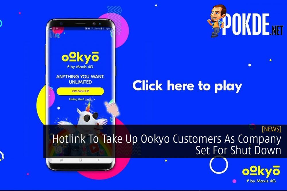 Hotlink To Take Up Ookyo Customers As Company Set For Shut Down 21