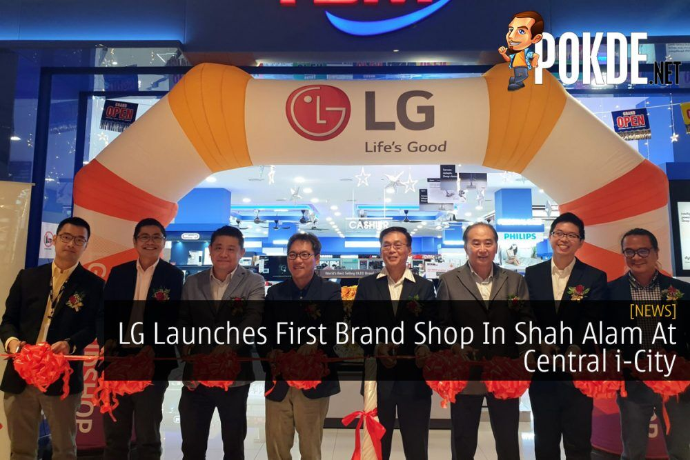 LG Launches First Brand Shop In Shah Alam At Central i-City 19