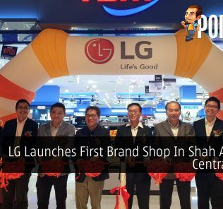 LG Launches First Brand Shop In Shah Alam At Central i-City 22