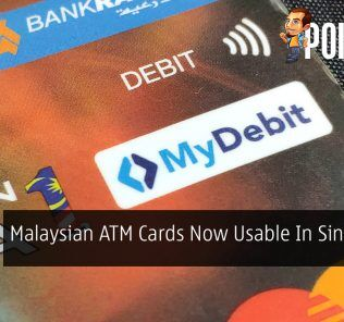 Malaysian ATM Cards Now Usable In Singapore Stores 24