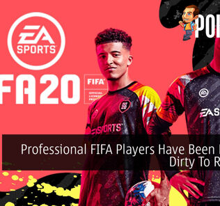 Professional FIFA Players Have Been Playing Dirty To Rank Up 25