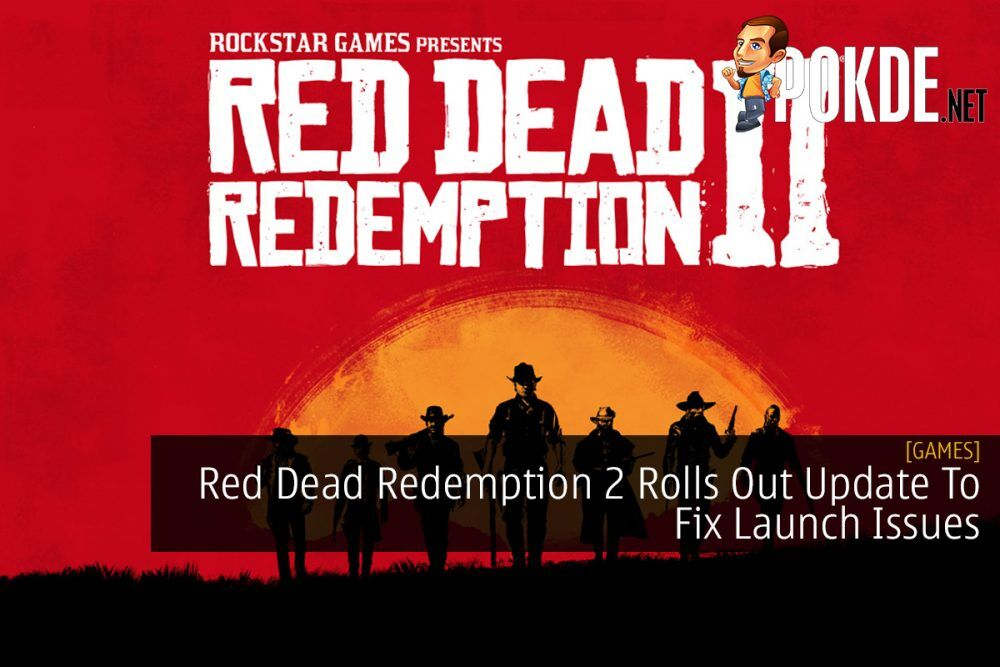 Red Dead Redemption 2 Rolls Out Update To Fix Launch Issues 26