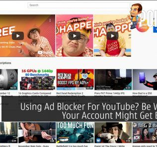 Using Ad Blocker For YouTube? Be Wary As Your Account Might Get Banned 23