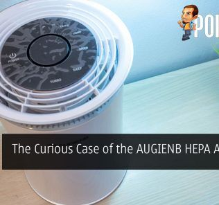 The curious case of AUGIENB HEPA Air Purifier 48