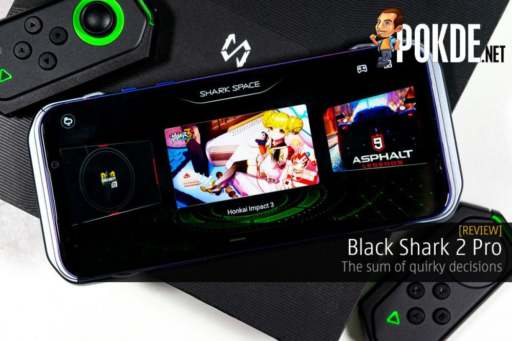 Black Shark 2 Pro Review — the sum of quirky decisions 19