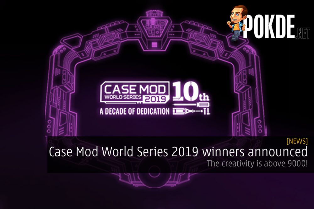 Case Mod World Series 2019 winners announced — The creativity is above 9000! 23