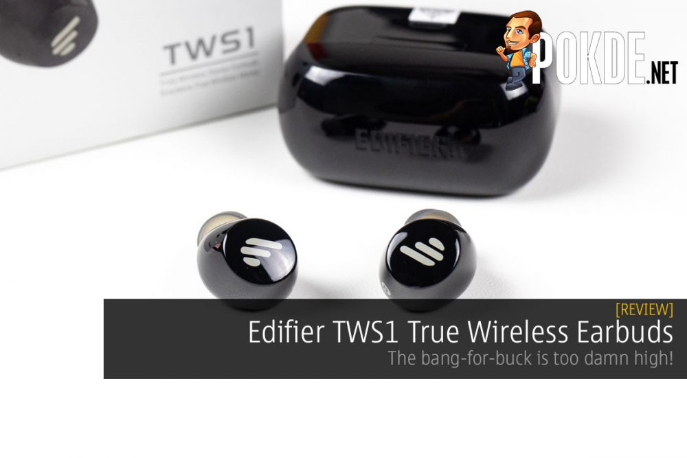 Edifier TWS1 True Wireless Earbuds Review 21
