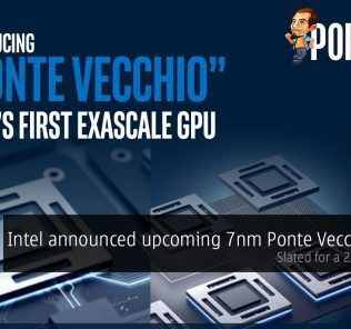 Intel announced upcoming Ponte Vecchio GPU based on 7nm — slated for a 2021 launch 20