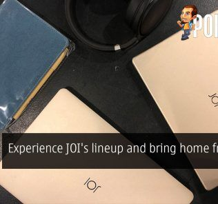 Experience JOI's lineup and bring home freebies! 33