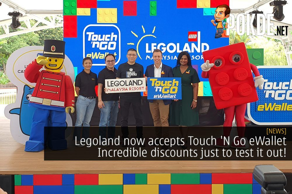 Legoland now accepts Touch 'N Go eWallet - Incredible discounts just to test it out! 21