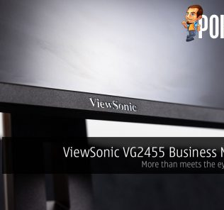 ViewSonic VG2455 Business Monitor Review — more than meets the eye. Literally. 21