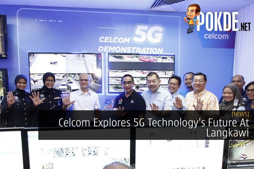 Celcom Explores 5G Technology's Future At Langkawi 29