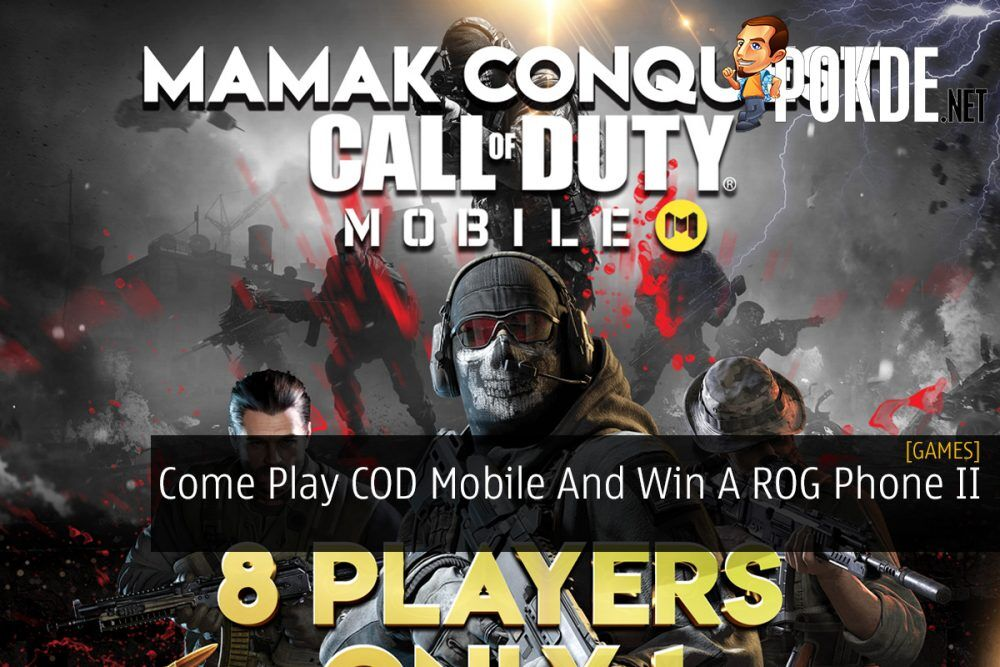 Come Play COD Mobile And Win A ROG Phone II 24
