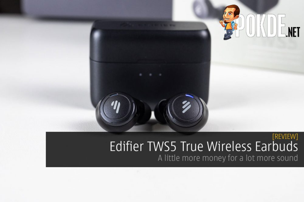 Edifier TWS5 True Wireless Earbuds Review — a little more money for a lot more sound 17
