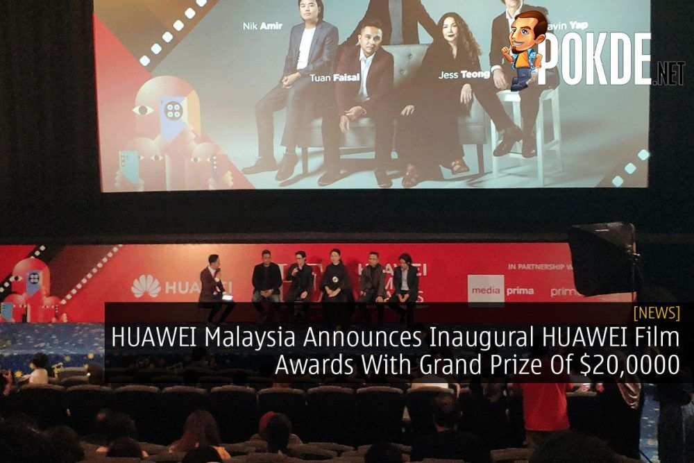 HUAWEI Malaysia Announces Inaugural HUAWEI Film Awards With Grand Prize Of $20,000 23