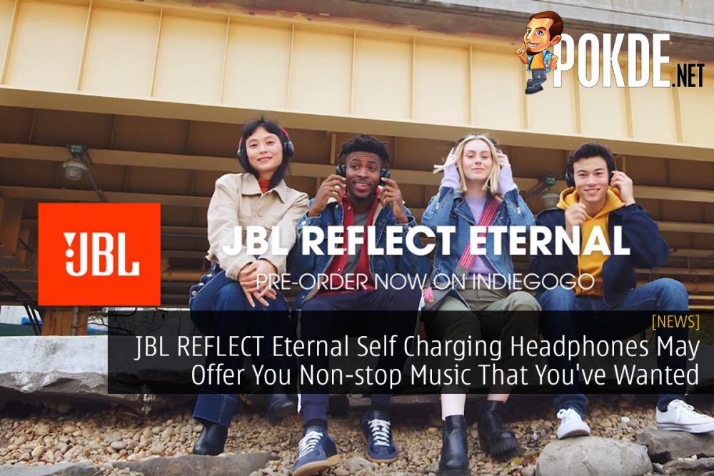 JBL REFLECT Eternal Self Charging Headphones May Offer You Non-stop Music That You've Wanted 21