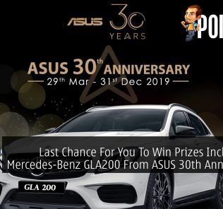 Last Chance For You To Win Prizes Including A Mercedes-Benz GLA200 From ASUS 30th Anniversary 17