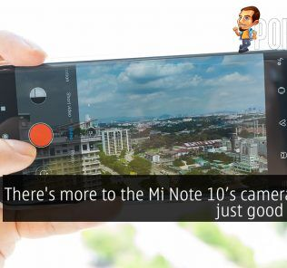 There's more to the Mi Note 10's cameras than just good photos 24