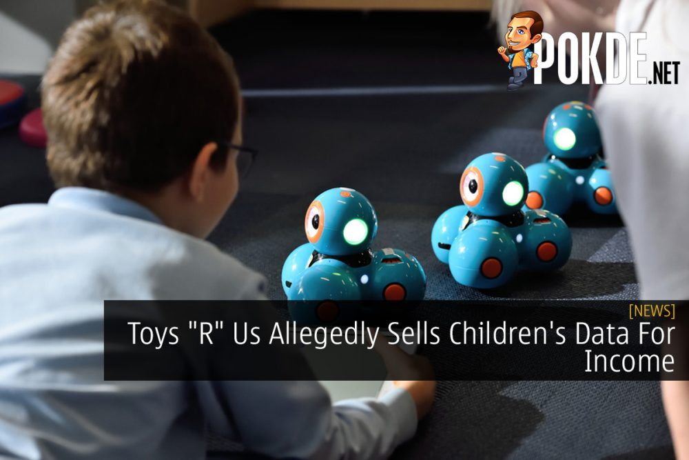 """Toys """"R"""" Us Allegedly Sells Children's Data For Income 21"""
