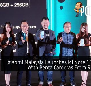 Xiaomi Malaysia Launches Mi Note 10 Series With Penta Cameras From RM2,099 28