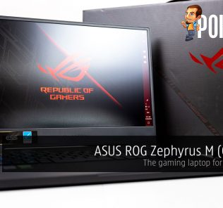ASUS ROG Zephyrus M (GU502) Review — the gaming laptop for grown ups 30