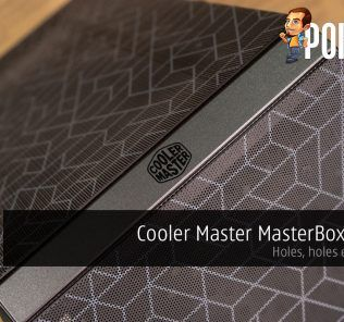 Cooler Master MasterBox Q500L Review — holes, holes everywhere 19